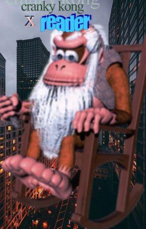 Cranky Kong X Reader by Mewachu