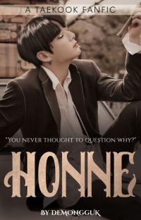 """HONNE ❀    """"KTH&JJK"""" cover"""