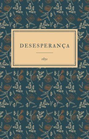 Desesperança by archeronsoul