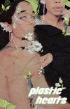 PLASTIC HEARTS, graphic portfolio cover