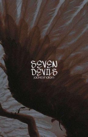 SEVEN DEVILS - Fili Durin by Jackieshalom