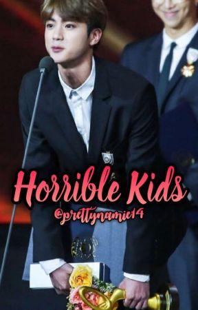 HORRIBLE KIDS!!『NJ』 by prettynamie14