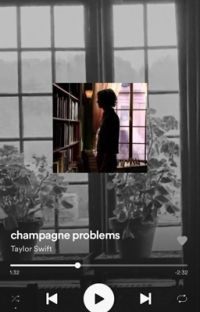 champagne problems | s.r cover