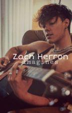 Zach Herron Imagines *ON HOLD* by zachsbubba