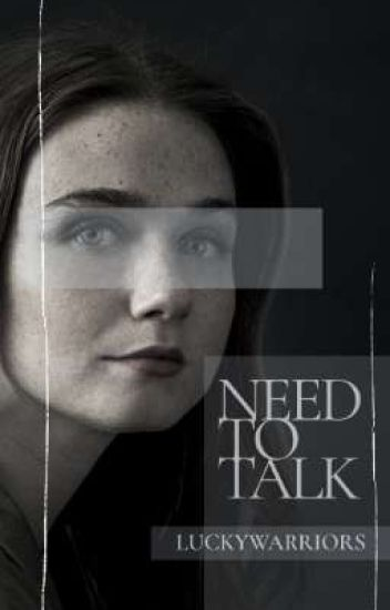 NEED TO TALK ; a. knight
