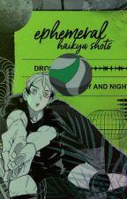 ☆ephemeral: haikyuu! angsts by sunaoverdose