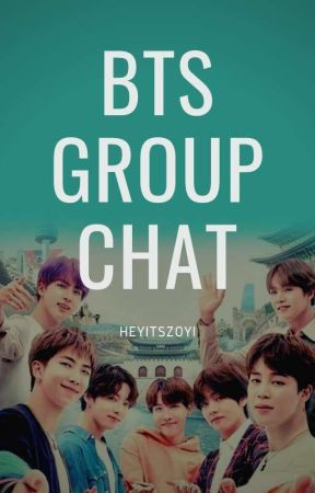 BTS Group Chat by iamzebanaaz