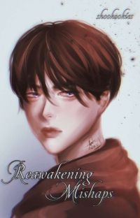 Reawakening Mishaps |yandere! reverse harem x reader| cover