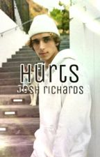 Hurts// josh Richards// by M00DSSWAYBOYS