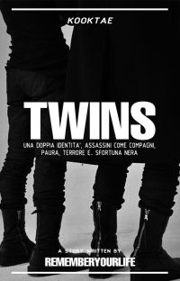 ➽ Twins ║Vkook  ✔ cover