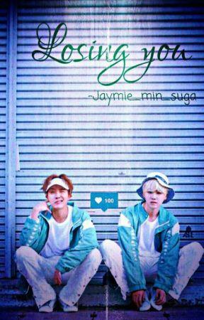 Lossing you by Jaymie_min_suga