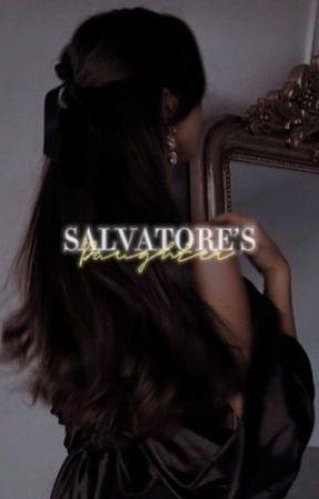 Salvatore's Daughter by itscassieeeeee