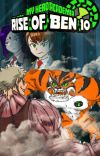My Hero Academia: The Rise of Ben 10, Book 2 cover