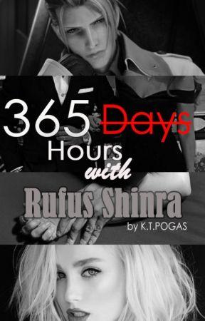 365 Hours with Rufus Shinra (FFVII: Rufus x OC) by koulakoukoula