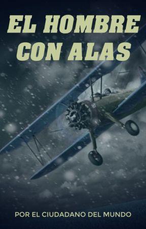 El hombre con alas by Cojitoification