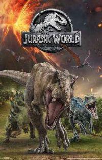 Jurrasic World × King Kong (Male OC) cover