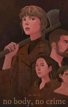No Body, No Crime by CatastrophicAura