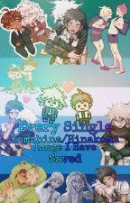 ♡Every single Komahina/Hinakoma image I have saved♡ by KxmahinaTrxsh