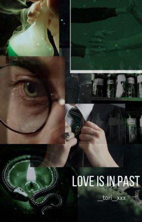Encontrando o amor no passado by arry_potty