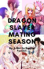 Dragon Slayer Mating Season by animemangafreak2004