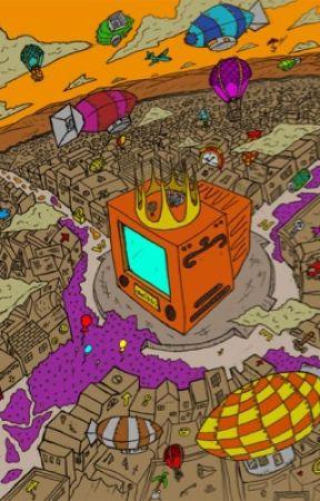 (EON) Venny's Tales of MoveCity by EpicsOfNoche