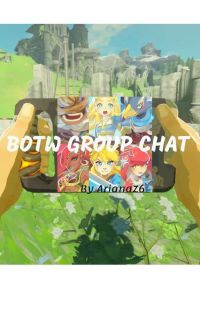 👏 BREATH OF THE WILD GROUP CHAT 👏 +ART, Memes, Funny Extras, n Random Jokes cover
