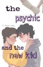 the psychic and the new kid//reddie by _reddiee_spaghetti_