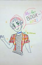 ♡ My 2nd Art Book - 2021♡ by Melenora