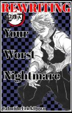 """""""Your worst nightmare.."""" [Kny/Demon Slayer X Male OC Reader] by CalmTheFrickDown"""