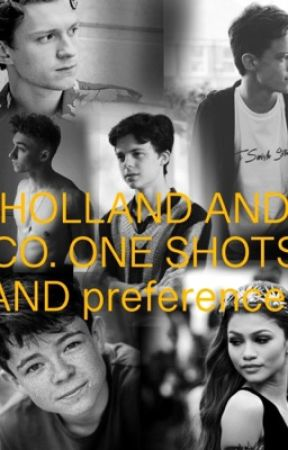 Holland Brothers and Harrison Osterfield one shots by yuh_bitch_