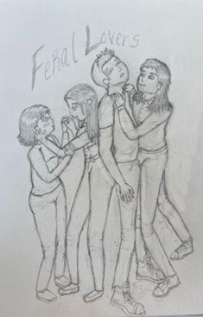 Feral Enemies by JuliaRyanH