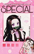 [special] naruto x kny reader by zai0209