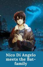 Nico and the Batfam by ArtsyAron