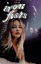 Iron Fists | Eli Moskowitz by lonely-sxcker