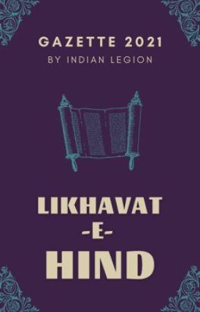 Likhavat-e-Hind | Gazette 2021 by IndianLegion