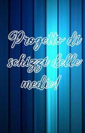 Progetto schizzi delle medie! by Itz_Angel_Tear