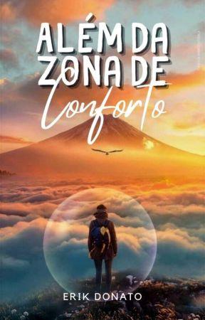 Além da zona de conforto - Poemas para tratar com poesia a dor de cada dia by ErikDonato