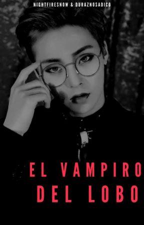 El Vampiro del Lobo || ChenMin  by NIGHTFIRESNOW