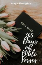 365 Days Bible Verses (2021) by MajecThoughts