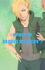 Ino's Brother?(Discontinued)  by HarmoneyMays