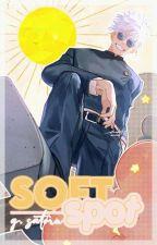 「Soft Spot」-  Gojo Satoru x Reader by Shira-senpai