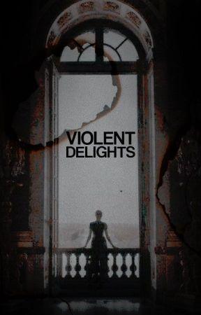 VIOLENT DELIGHTS ━━ bridgerton by vegemites