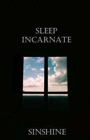 -{SLEEP INCARNATE}- Hypnos x Reader by Sinshine-Lennypops
