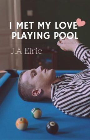 I Met My Love Playing Pool (Bxb) by bemuah