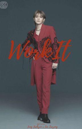 Work It   Jaeyong by jeffjung
