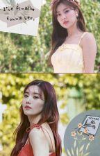 I've finally found her. by GwangsunLee1029