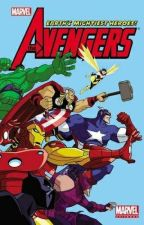 The Avengers: Earth's Mightiest Heroes - The Rise of Monster Kid by SuperBaragon35