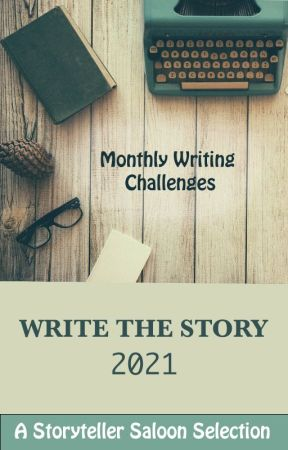 Write the Story 2021 by storytellers-saloon