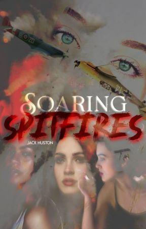 Soaring Spitfires by JackHuston96