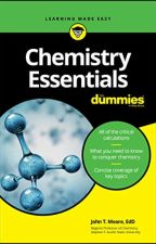 Chemistry Essentials For Dummies by For Dummies by renabiha76086